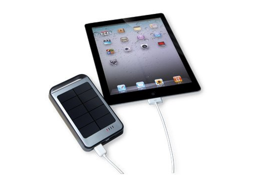 Opteka BP-SC6000 Ultra High Capacity (6000mAh) Backup Battery Solar Charger with Faster Charging EcoPanel (2013 Model)