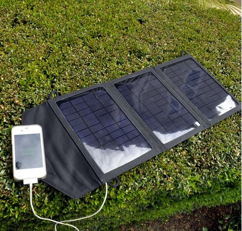 Instapark 174 Mercury 10m Solar Panel Portable Solar Charger