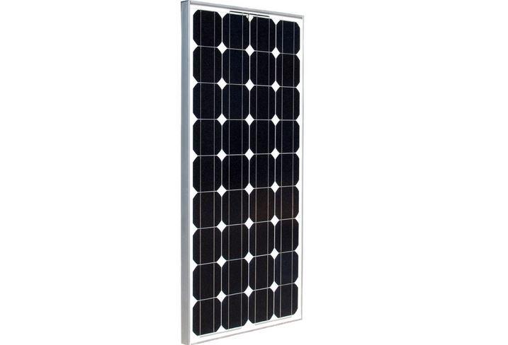 Ramsond 100 Watt 100w Monocrystalline panel