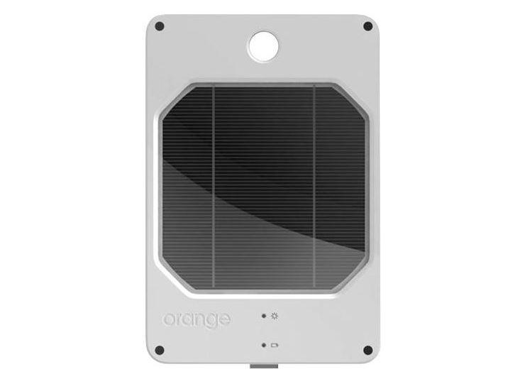 Joos Solar Orange Portable Solar Charger