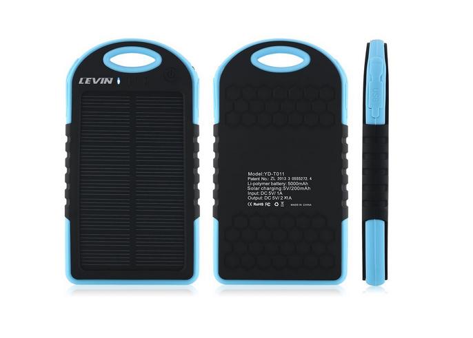 Levin™ Solstar Solar Panel