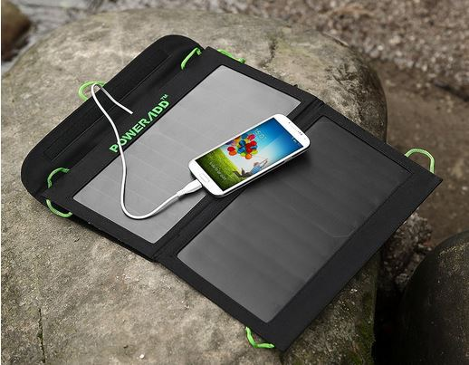 poweradd 14w dual port solar charger review