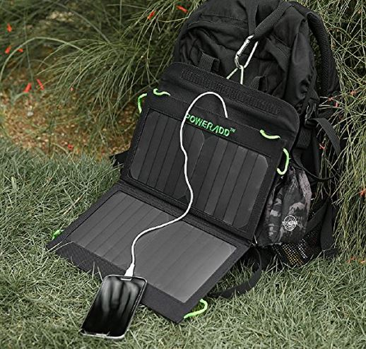 poweradd 14w solar charger