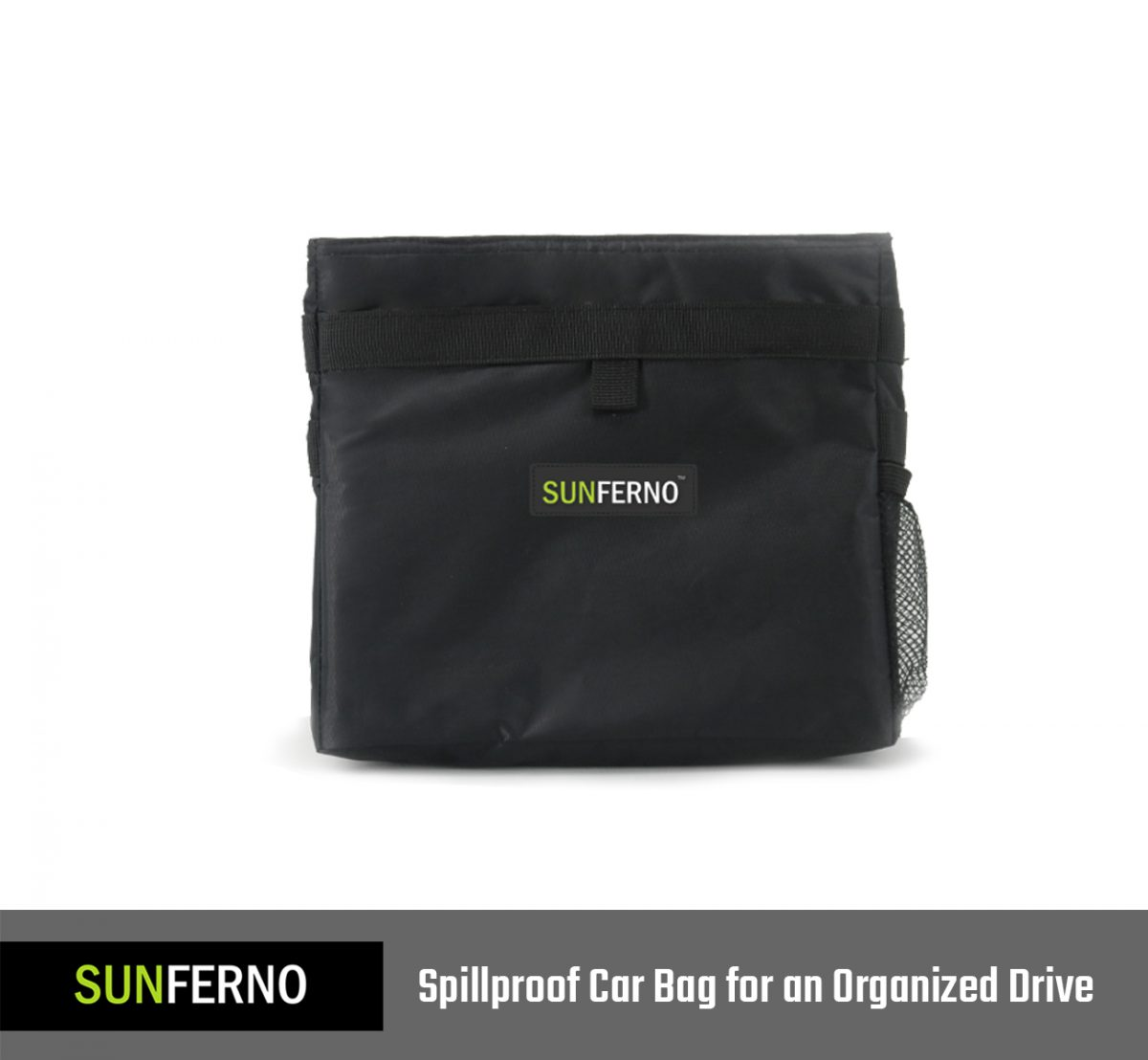 Sunferno Car trash bin Website image